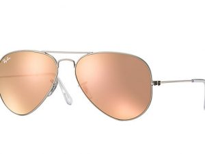 AVIATOR FLASH LENSES RB3025 019/Z2 58-14
